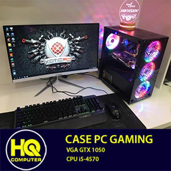Case PC GTX 1050, i5-4570