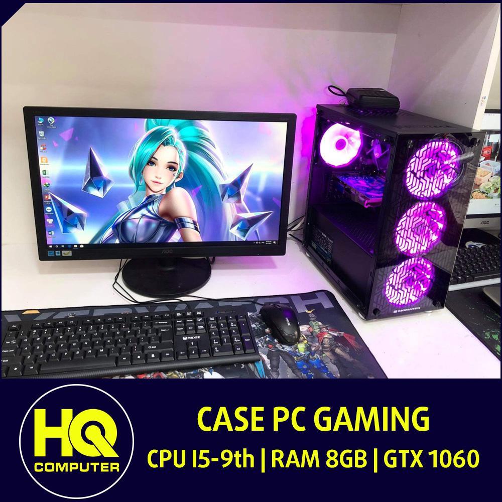 Case PC Gaming i5-9400F GTX 1060