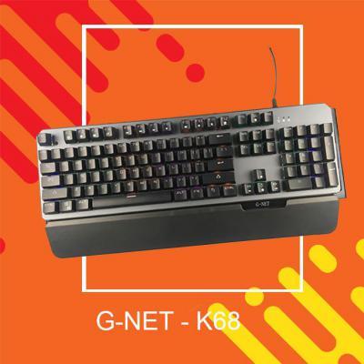 Bàn Phím Gaming Cơ G-Net K68 Mới