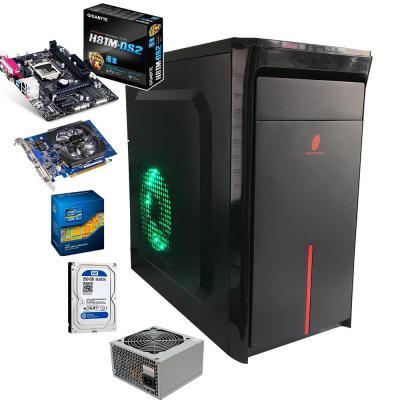 Case Máy Tính Chơi LOL, Fifa Online 4 Max Setting, Core i3-4130, Card GT 730