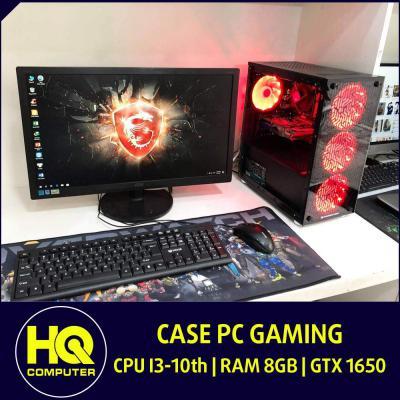 Case Gamiing Core i3-10th GTX 1650
