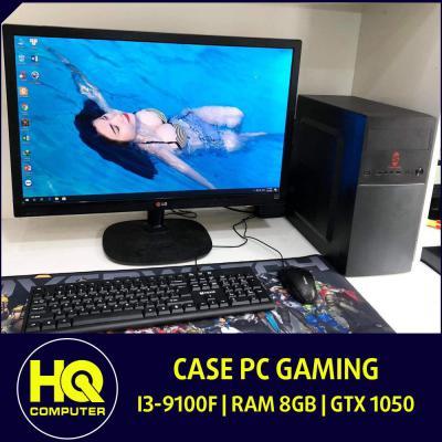 Case Gaming Core i3-9100F GTX 1050