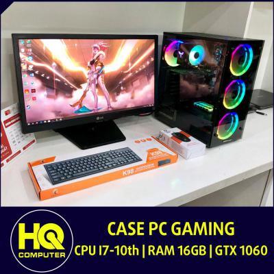 Case PC Core i7-10700F GTX 1060