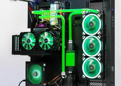 Tản nước máy tính là gì? so sánh Tản nhiệt và Tản nước