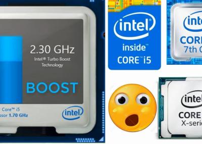 Turbo Boost là gì ?