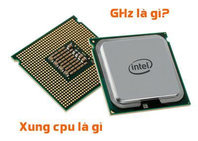 Xung nhịp hay tốc độ của CPU là gì? Có thực sự quan trọng không?